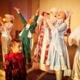 Новогоднее представление для детей