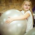 Шоу воздушных шаров с Шарлоттой